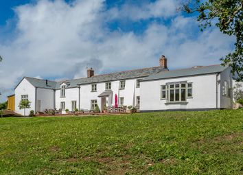 Thumbnail 6 bedroom detached house for sale in Rose Ash, South Molton, Devon