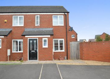 Thumbnail 2 bed semi-detached house for sale in Farmers Gate, Newport