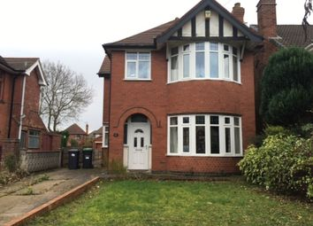 Thumbnail 4 bed detached house to rent in Victoria Road, Kirkby-In-Ashfield, Nottingham