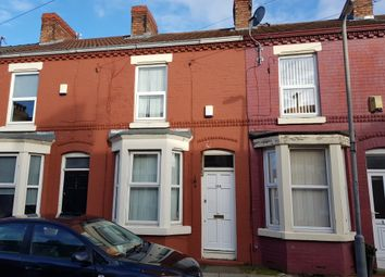 Thumbnail 2 bed terraced house to rent in Southgate Road, Liverpool