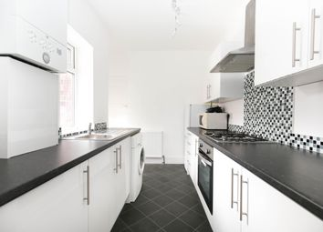 Thumbnail 3 bedroom flat to rent in Danby Gardens, Heaton, Newcastle Upon Tyne