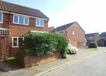 Thumbnail 3 bed end terrace house to rent in Bignell Croft, Highwoods, Colchester