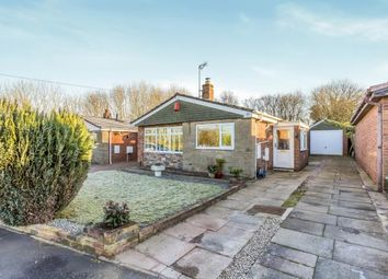 Thumbnail 3 bed bungalow for sale in Clermont Avenue, Hanford, Stoke On Trent, Staffs