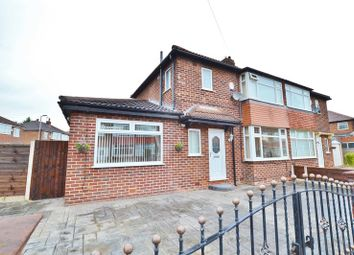 Thumbnail 3 bed semi-detached house for sale in Boothfield, Eccles, Manchester
