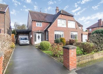 3 bed semi-detached house for sale in Leeds Road, Oulton, Leeds LS26