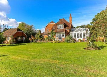 Thumbnail 5 bed detached house for sale in Wrotham Hill, Dunsfold, Godalming, Surrey