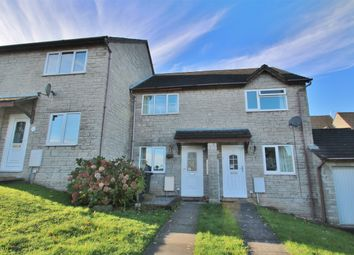 Thumbnail 2 bed terraced house to rent in Fairways Avenue, Coleford, Gloucestershire