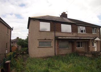 Thumbnail 3 bed property for sale in Braithwaite Drive, Keighley, West Yorkshire