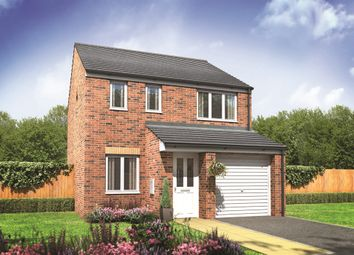 "Thumbnail 3 bed detached house for sale in ""The Rufford"" at Norwich Common, Wymondham"