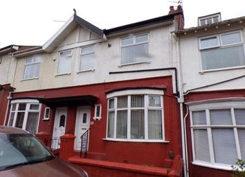 Thumbnail 3 bed terraced house for sale in Ormond Avenue, Blackpool, Lancashire