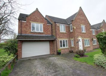 Thumbnail 5 bedroom detached house for sale in Thistlecroft, Houghton Le Spring