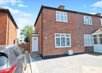 Thumbnail 3 bed semi-detached house for sale in Dalston Gardens, Stanmore