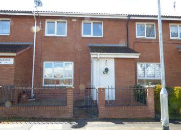Thumbnail 3 bedroom terraced house to rent in Highlands Walk, Belle Isle, Leeds