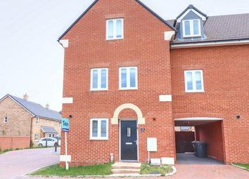Thumbnail 4 bed link-detached house for sale in Beauvais Avenue, Shortstown, Bedford