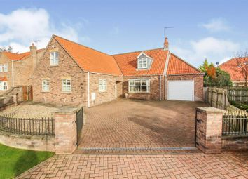 Thumbnail 5 bed detached house for sale in The Meadows, Brandesburton, Driffield