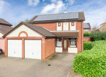 Thumbnail 4 bed detached house for sale in Dyers Mews, Neath Hill, Milton Keynes
