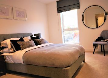 Thumbnail 1 bed flat for sale in Discovery Tower, Silvertown Square, Canning Town, London, Greater London.