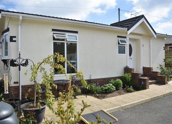 Thumbnail 2 bed mobile/park home for sale in Wayford Road, Smallburgh, Norwich