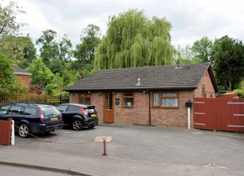 Thumbnail 2 bed bungalow for sale in Spring Lane, Swannington