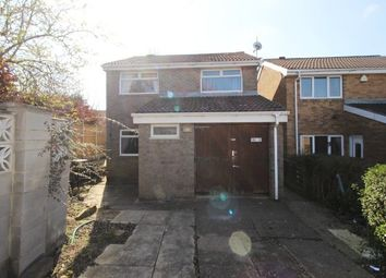 Thumbnail 3 bed detached house for sale in Chalcraft Close, Heckmondwike, West Yorkshire