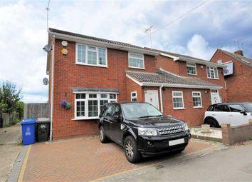 Thumbnail 3 bedroom link-detached house to rent in Bells Lane, Horton, Berkshire