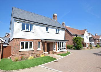 Thumbnail 3 bed detached house for sale in Kingfishers, Fleet