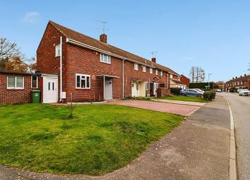 Thumbnail 2 bed end terrace house for sale in Grimston Road, Fryerns, Basildon