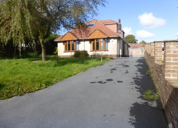 Thumbnail 4 bed detached bungalow for sale in Penlan Road, Treboeth, Swansea