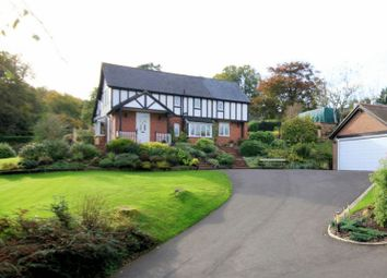 Thumbnail 3 bed detached house for sale in Chase Lane, Tittensor, Stoke-On-Trent