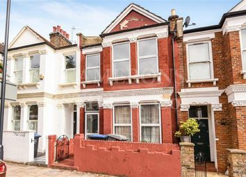 Thumbnail 3 bed terraced house for sale in Tennyson Road, Queens Park, London