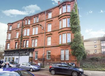 Thumbnail 2 bed flat for sale in Kay Street, Springburn, Glasgow