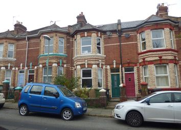 Thumbnail 5 bedroom terraced house to rent in Park Road, Exeter