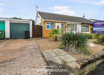 Thumbnail 2 bed semi-detached bungalow for sale in Winchester Drive, Prestatyn