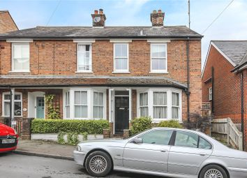 Thumbnail 3 bed semi-detached house for sale in Park Mount, Harpenden, Hertfordshire