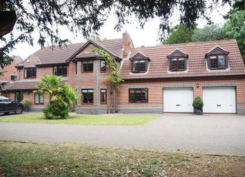 Thumbnail 4 bed detached house for sale in Orchard Park, Coddington, Newark