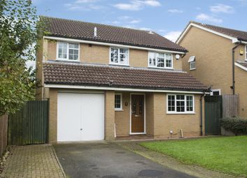 Thumbnail 4 bed detached house to rent in Tinsley Close, Lower Earley, Reading