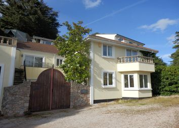 Thumbnail 4 bed detached house to rent in Museum Road, Torquay