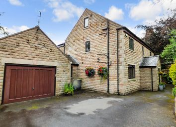 Thumbnail 4 bed detached house for sale in Stubbins Lane, Chinley, High Peak