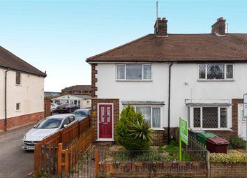 Thumbnail 3 bed end terrace house for sale in Ardler Road, Caversham, Reading, Berkshire