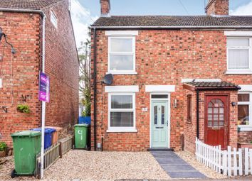 Thumbnail 2 bed end terrace house for sale in Horseshoe Terrace, Wisbech