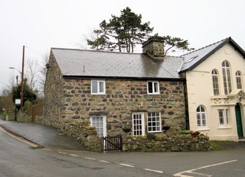 Thumbnail 3 bed end terrace house for sale in Llwyngwril, Llwyngwril, Gwynedd