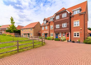 Thumbnail 4 bed end terrace house for sale in Waterers Way, Bagshot