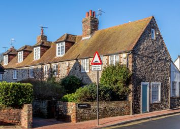 Thumbnail 2 bed cottage to rent in Margos Mews, High Street, Rottingdean, Brighton