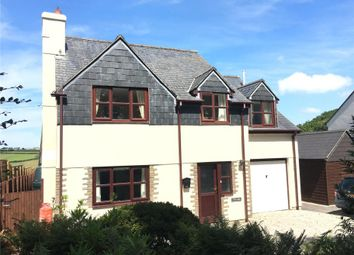 Thumbnail 4 bed detached house for sale in Badgall, Launceston, Cornwall