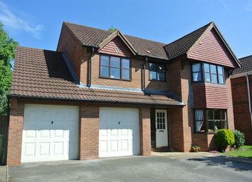 Thumbnail 5 bed detached house for sale in Tennyson Drive, Bourne, Lincolnshire