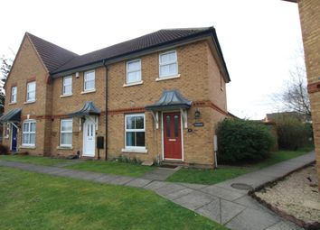 Thumbnail 2 bedroom end terrace house for sale in Francisco Close, Chafford Hundred, Grays