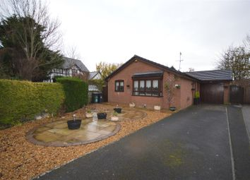 Thumbnail 3 bed detached bungalow for sale in Grenfell Close, Parkgate, Neston