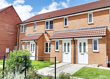 Thumbnail 2 bed terraced house for sale in Richmond Lane, Kingswood, Hull