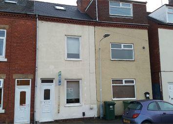 Thumbnail 3 bedroom terraced house to rent in Dennis Street, Worksop, Nottinghamshire