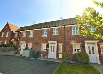 Thumbnail 3 bed town house to rent in Walter Close, Great Glen, Leicester